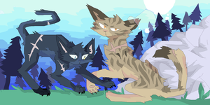 what warriors cats r these? by wqlf