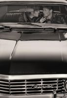 Impala, Winchesters included by vongue