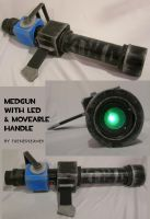 Medgun with LED by Faeriedreamer