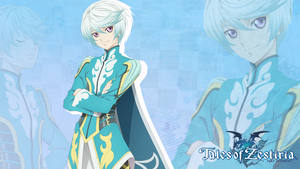 Tales of Zestria - Mikleo Wallpaper ver2 by Len02