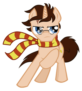 Harry Trotter by Zackira