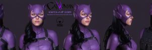 Catwoman - Headshots by kdoyle9