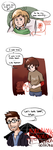 The No's of Life is Strange by Tuxedough