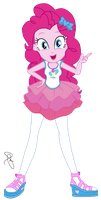 EQG Series - Pinkie Pie by ilaria122