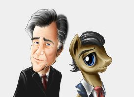 Mitt Romney and Filthy Rich by DLowell