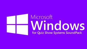 Windows for Quiz Show Systems Soundpack by nc3studios08