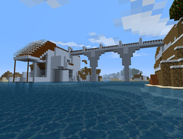 Minecraft Bridge by restredainted