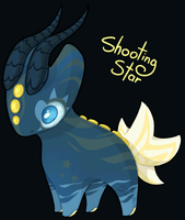 #90 Katragoon - Shooting Star [CUSTOM] by KatAkillus