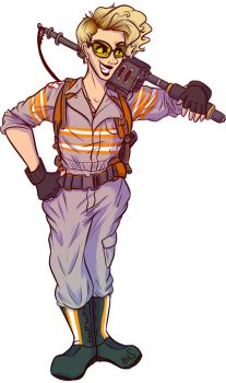 Holtzmann by nashrow