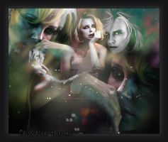 Charlize Theron Blend by glacial-breath
