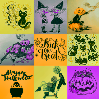 [CK] Aesthetic: This is halloween by D-iara