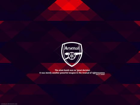 Arsenal by vamakaam