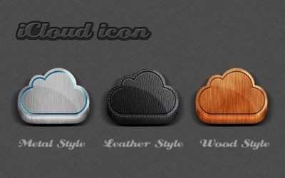 iCloud icon by kazu3106