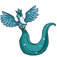 Articuno WWS by the19thGinny