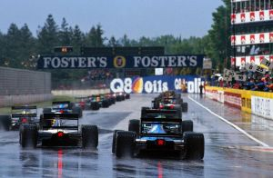 1991 San Marino Grand Prix by F1-history
