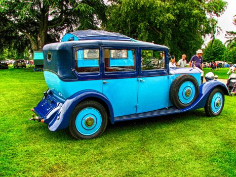 Vintage Car 1 - Stock Image by supersnappz16