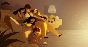Family times by PascalCampion