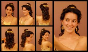 Belle Deluxe Hair by Durnesque