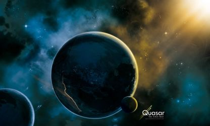 Quasar - The force field by milo13200