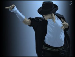 Michael Jackson - King of Pop by SpideyVille