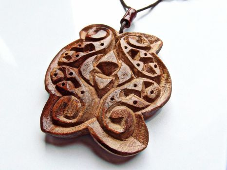 CELTIC PENDANT by MassoGeppetto