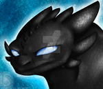 Nightfury by Shadowphonix11