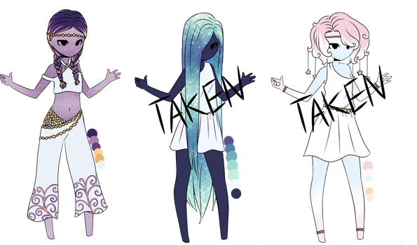 Celestial adopts -OPEN- by Daunt-Leer