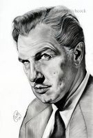 Vincent Price by EmilyHitchcock