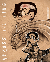TF2 - Across the line - ::Past-Future:: by BloodyArchimedes