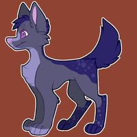 Dog Adoptable OTA OWNED BY Galaxykitty91 by TechnoSchnauzer