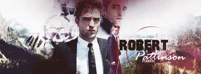 Robert Pattinson Cover by FDoqus