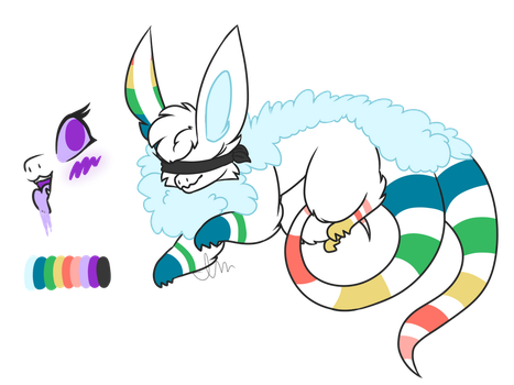 Gift | Cloudy colors by Gr8gecko