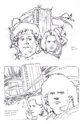 The Condemned sketch DWM by Ant1975uk