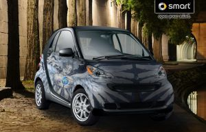 Earth Angel -Smart Car Contest by MisticUnicorn