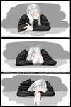 Minicomic Sorrow - It's so boooring by Moonshadow-Phantom