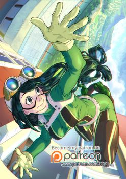 Froppy by xong