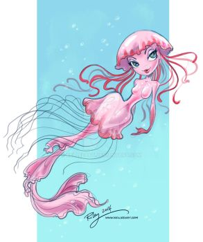 Jellymaid by KelleeArt
