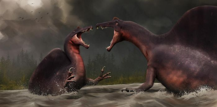 Spino...potamus? by ChrisMasna
