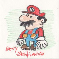 Mario by Stnk13