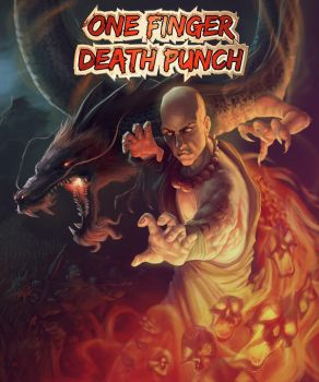 Death Punch by AZendron