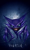 Haunter by Tree-ink