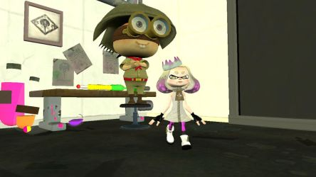 Pearl and Sheldon by ILoveCookiesLP