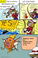 HG Nuzlocke : 131 by SaintsSister47