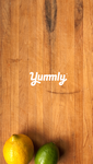 Yummly Launch Screen by RosscoMT
