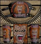 Iron Maiden Bracer Fan Art by Wodenswolf