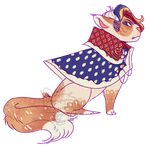 [OPEN] Fluffy Monarch by ChampignonofCyrodiil