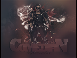 The Comedian by DrDead2807