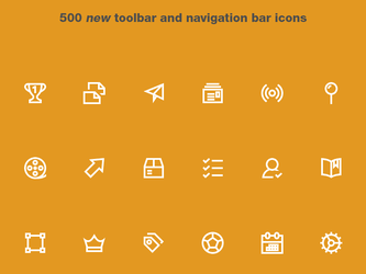Update: Lightly Icons by tmthymllr
