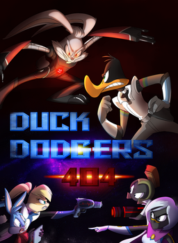 Duckdodgers404 by KicsterAsh