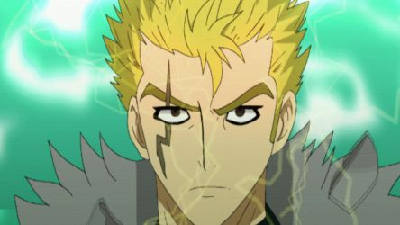 Laxus powering up by 801QSC1